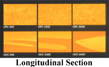 Harmonic Technology OCC Structure - Longitudinal Section